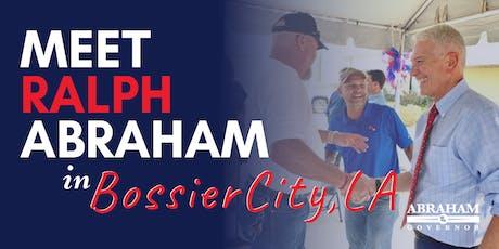 Ralph Abraham Bossier City Meet and Greet tickets