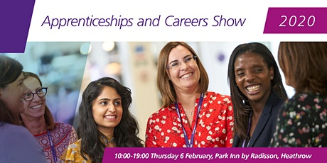 Heathrow Apprenticeship and Careers Show 2020 tickets