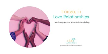 Intimacy in Love Relationships tickets