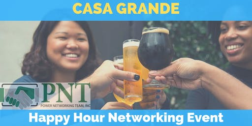 12/19/19 - PNT Casa Grande - Happy Hour Networking Event