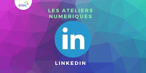 Atelier LINKEDIN ( réservé aux salariés de Guadeloupe Formation)