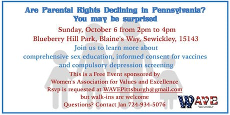 Are Parental Rights Declining in Pennsylvania? tickets