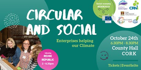 Circular and Social Enterprises: Helping our Climate tickets