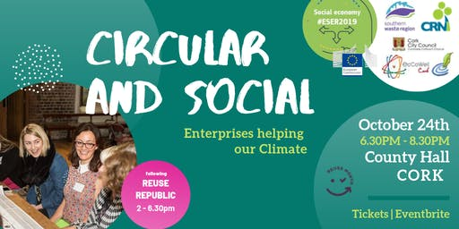 Circular and Social Enterprises: Helping our Climate