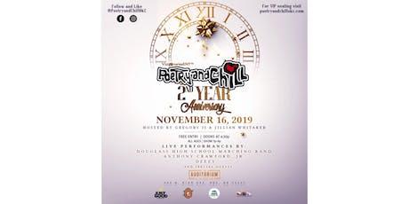 PoetryAndChillOKC 2nd Year Anniversary  tickets