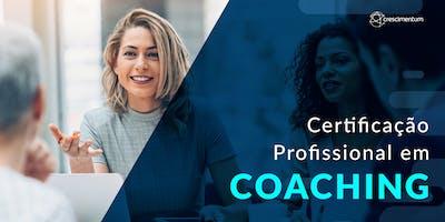 Certificação Profissional em Coaching