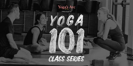 5 week Yoga 101 Class (Tuesday & Thursday). tickets
