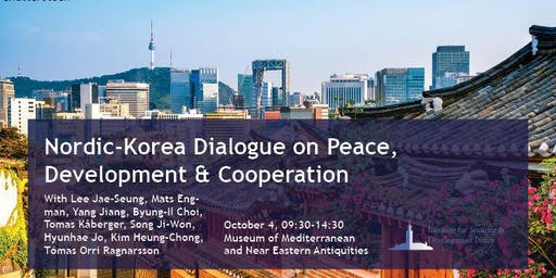 Nordic-Korea Dialogue on Peace, Development & Cooperation