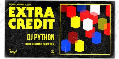 DJ Python tickets