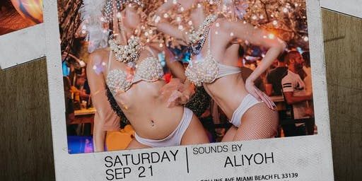 Hyde Lounge with Aliyoh