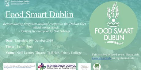 Launch of Food Smart Dublin Project tickets