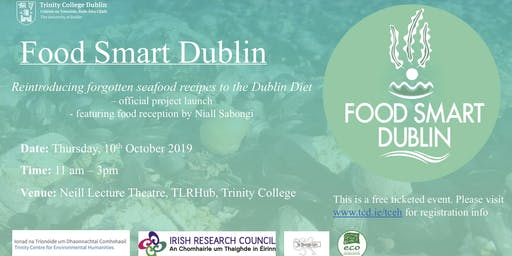 Launch of Food Smart Dublin Project