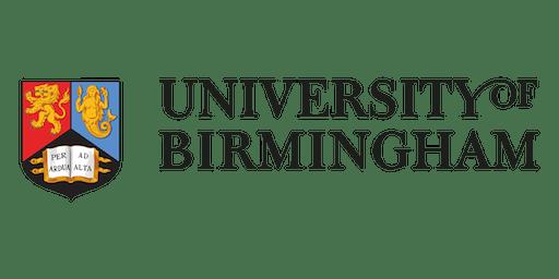 """University of Birmingham Workshop on """"Industry 4.0: disrupting regions"""""""