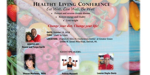 Health Living Conference - Free Event!