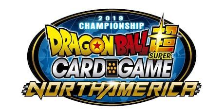 Dragon Ball Super Card Game | US Championship Final tickets
