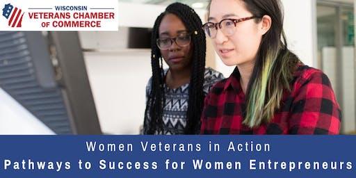Women Veterans in Action: Pathways to Success for Women Entrepreneurs