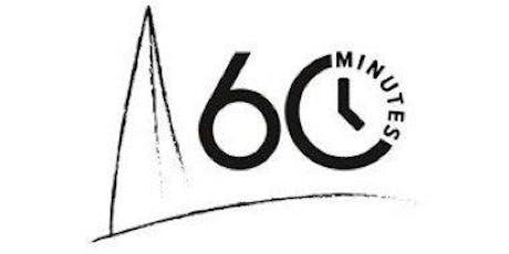 60 Minutes Breakfast 19th November 2019 at TEN, The Old Fire Station, Salt Lane, Salisbury  tickets