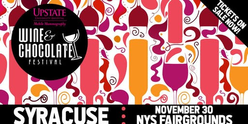 Syracuse Wine and Chocolate Festival