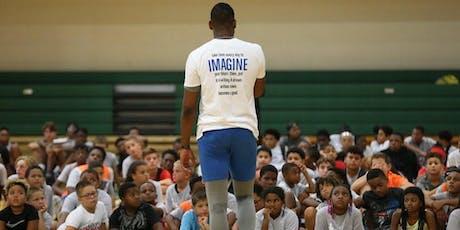 Jason Thompson Elite Basketball Camp Sponsored By L.I.V.E. Like JT - 2020 tickets