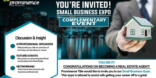 South Orange County: Small Real Estate Business Expo