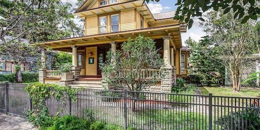 Elegant Craftsman Home Tour/Open House