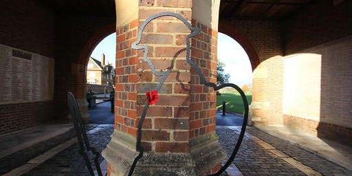Remembrance Service at Radley, Sunday 10th November 2019