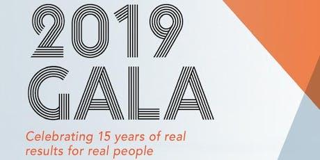 15th Annual Urban Upbound Gala tickets