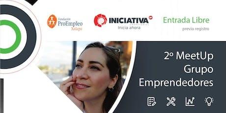 2o MeetUp Grupo Emprendedores. Redes de Mercadeo boletos