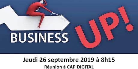 Petit-Déjeuner Paris Business UP! billets