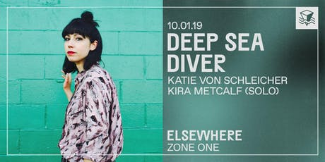 Deep Sea Diver @ Elsewhere (Zone One) tickets