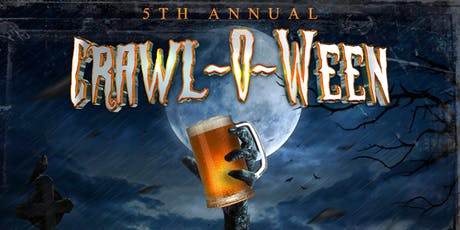5th Annual Crawl-O-Ween Pub Crawl  tickets
