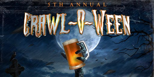 5th Annual Crawl-O-Ween Pub Crawl