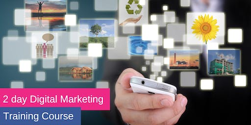 2 day Digital Marketing Training Course - Manchester
