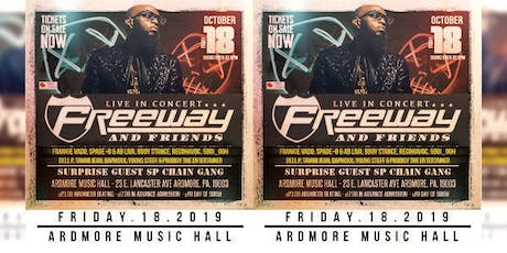 Freeway and Friends tickets