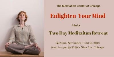 Clarity & Joy : Middle Way Wellness & Meditation Retreat