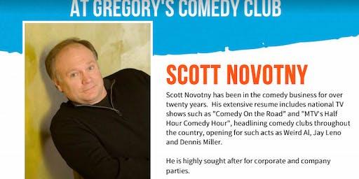 Gregory's Cocoa Beach Comedy Club November 21 - 23 !