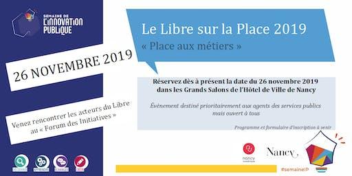 Le Libre sur la Place 2019