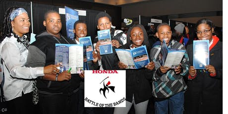 2020 Honda Battle of the Bands HBCU College Fair - Attendee Registration tickets