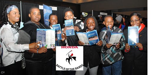 2020 Honda Battle of the Bands HBCU College Fair - Attendee Registration