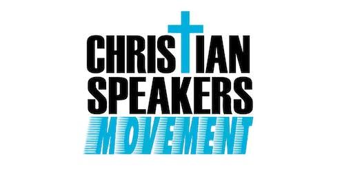 Christian Speakers Movement... The Speaker Luncheon, Tustin, CA