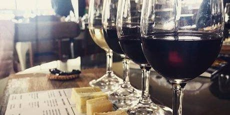 Cheese and Wine Pairing with Tulip Tree Creamery & Peace Water Winery tickets
