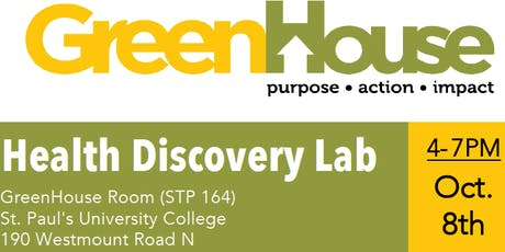 Health Discovery Lab  tickets