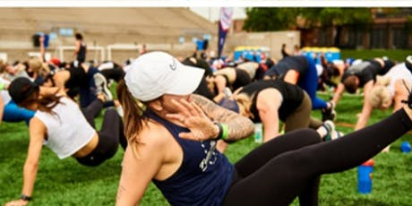 Outdoor Bootcamp at Thornhill Green Park 28th Sept tickets