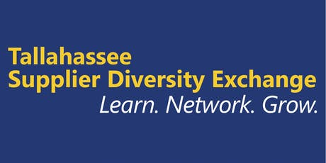 2019 Tallahassee Supplier Diversity Exchange tickets