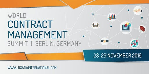 World Contract Management Summit