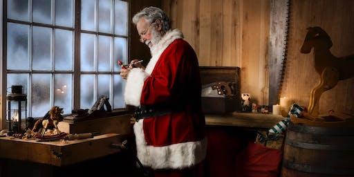 Santa's Workshop Afternoon Tea