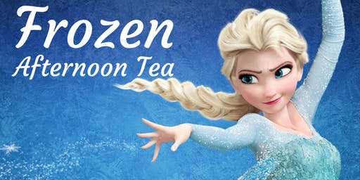 Frozen Afternoon Tea