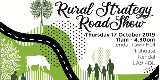 Rural Strategy Roadshow