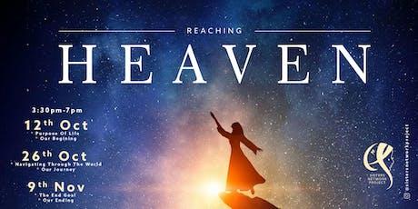 Reaching Heaven tickets
