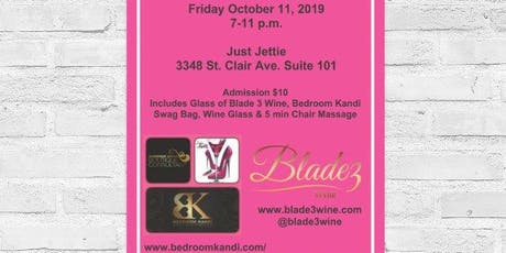 Ladies Night with Blade 3 Wine & Bedroom Kandi tickets
